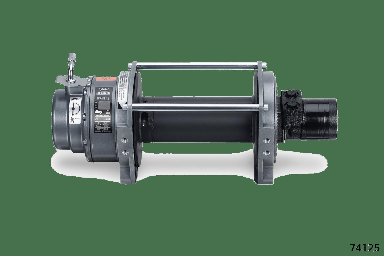 warn industrial hydraulic pulling power series