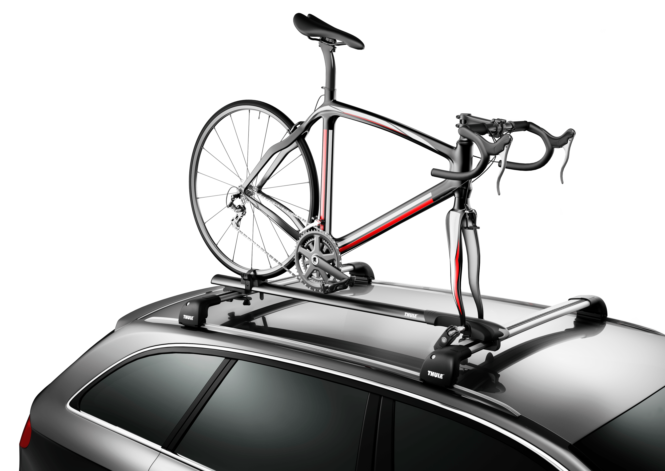 thule roof bike rack, thule roof bike racks, thule circuit bike rack