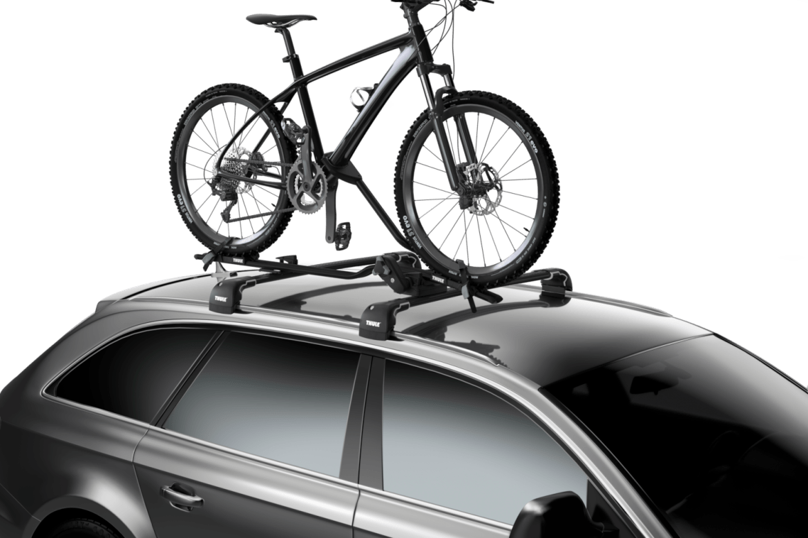 thule roof bike rack, thule roof bike racks,