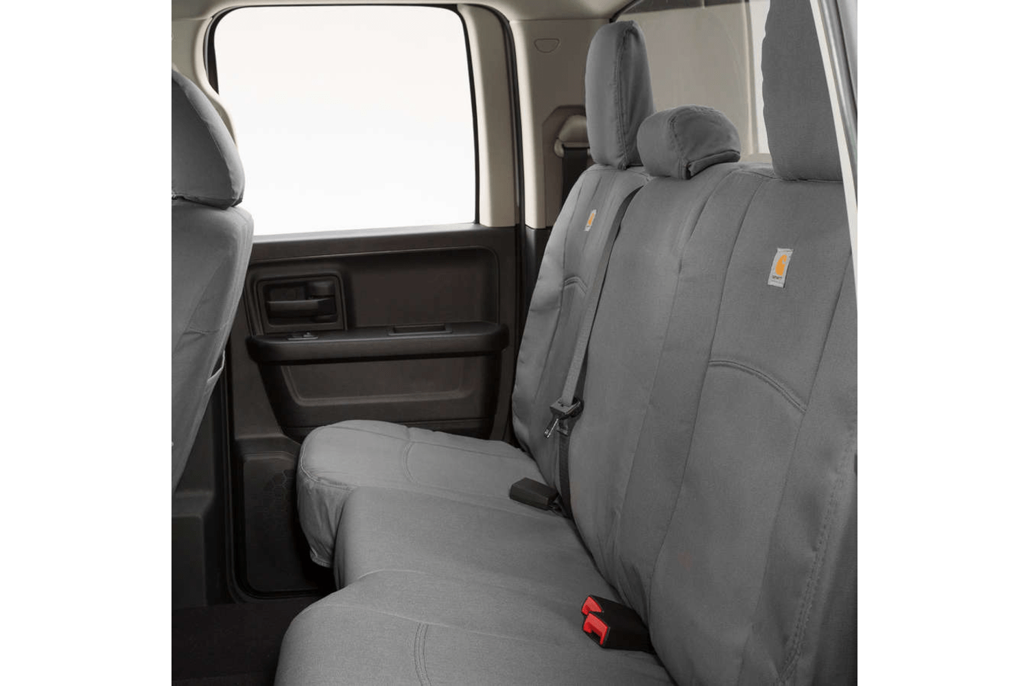 seat covers covercraft precision fit carhartt gravel
