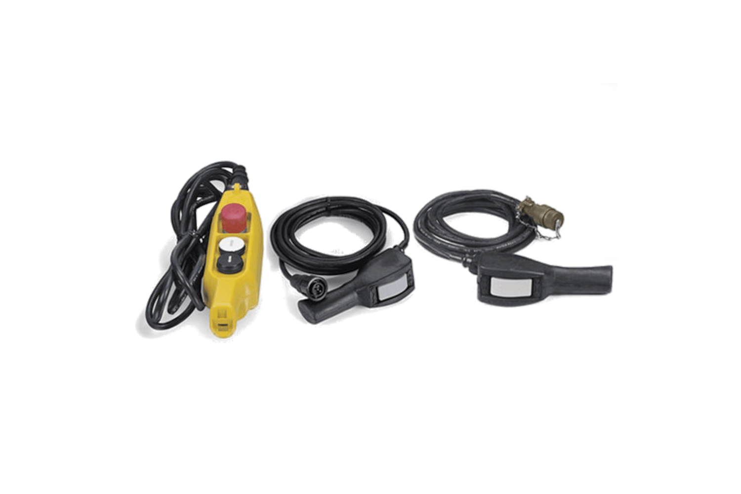 warn industrial rigging accessories winch remote controls