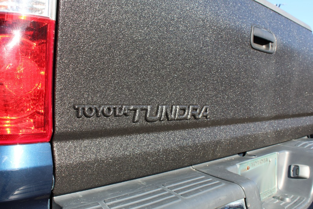 Have a one of a kind vehicle, as did our customer with his 2006 Toyota Tundra.