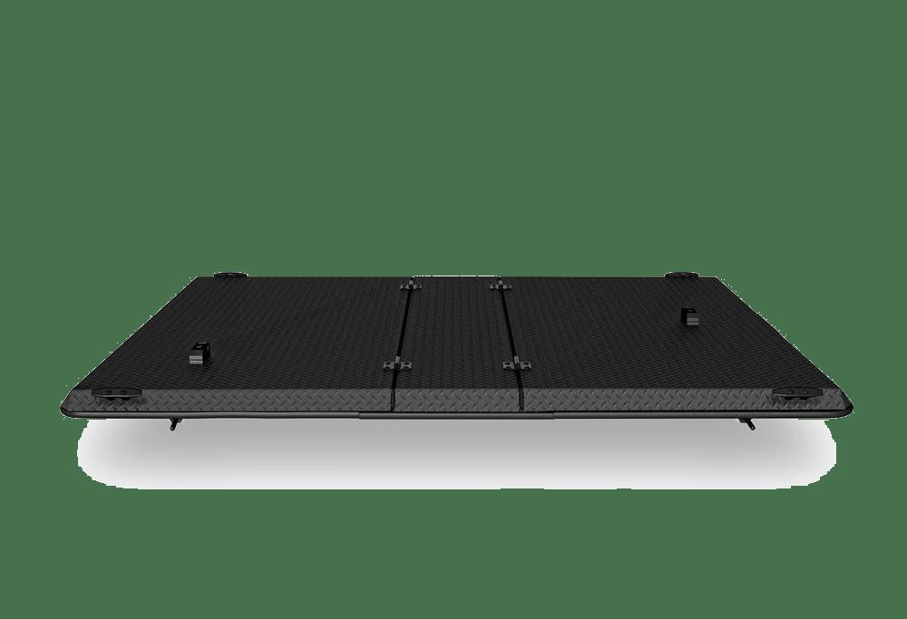 SE-black-aluminum-locking-tonneau-cover-side