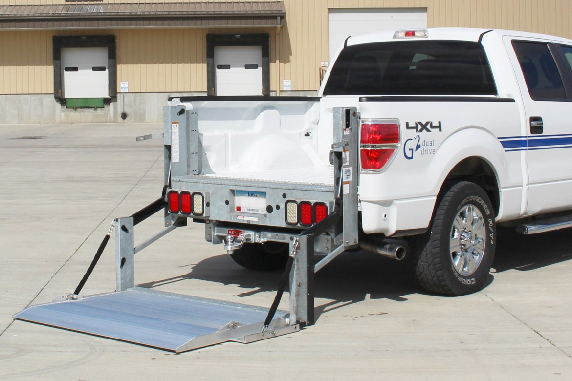 Tommy Gate Pickup Liftgate