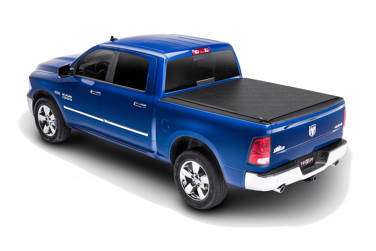 Truxedo roll up Lo Pro fully closed truck bed cover