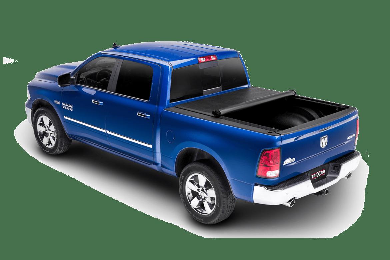 Truxedo roll up Lo Pro half closed truck bed cover