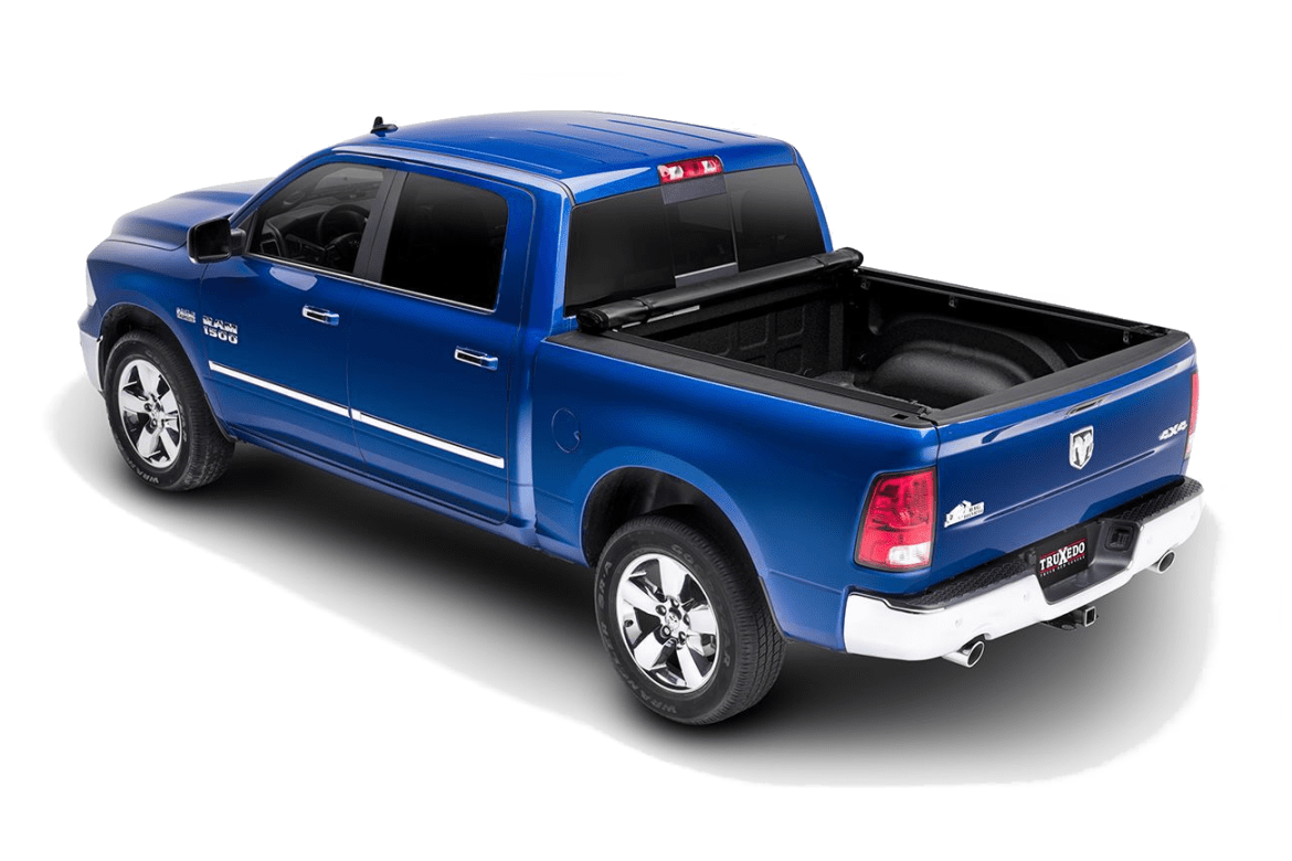 Truxedo roll up Lo Pro open closed truck bed cover