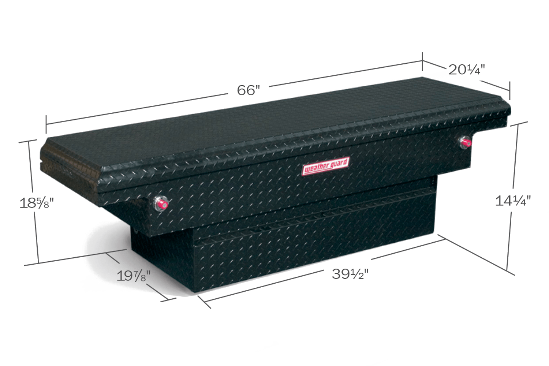 Gloss Black ARMOR TUF Powder Coat (131-5-01)