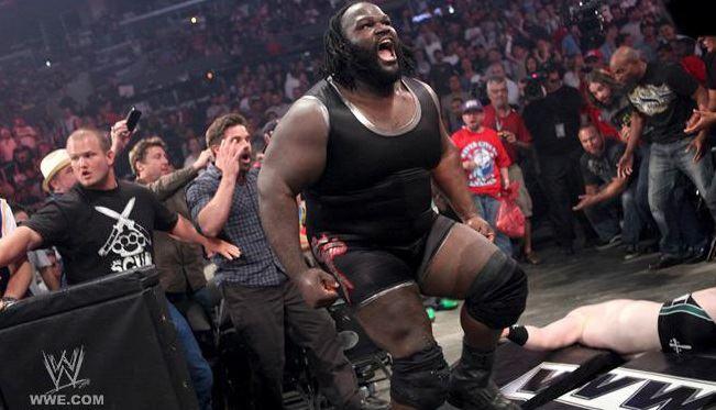 photo courtesy of World Wrestling Entertainment