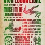Viva La Lucha Libre 09-14-12