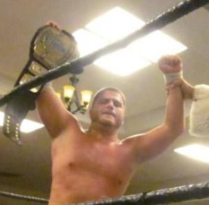 Gatson EWF Champion Again