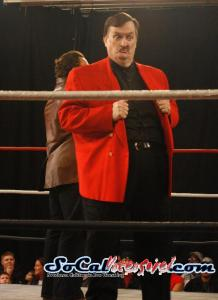 Percy Pringle III aka WWE's Paul Bearer