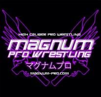 MAGNUM Pro Wrestling Logo