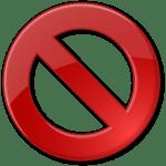 Cancel-icon logo