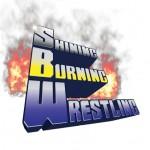 Shinning Burning Wrestling Logo