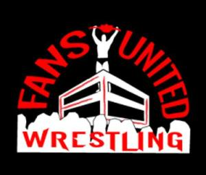 Fans United Wrestling Logo