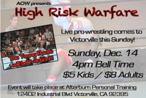 AOW 12-14-14 flyer