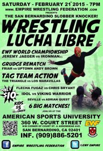EWF 2-21-2015 flyers