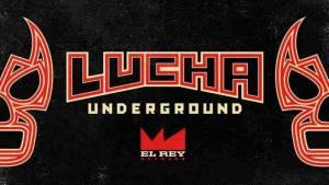 Lucha Underground Logo 2