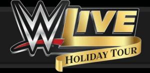 WWE Live holiday tour logo