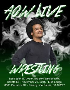 AOW 11-21-15 flyer