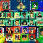 Cap's Comicpalooza The Game
