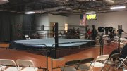 The Millennium Wrestling Academy in Chatsworth, CA, home of Millennium Pro Wrestling