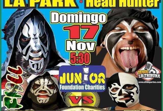 FMLL on November 17th, 2019 in El Monte, CA featuring L.A. Park vs. The Headhunter