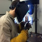 WLDG1103 – Gas Metal Arc Welding (MIG) II Vertical & Overhead Weldments