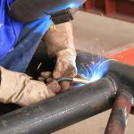 WLDG1104 – Gas Metal Arc Welding (MIG) III Weldments on Tubular Shapes