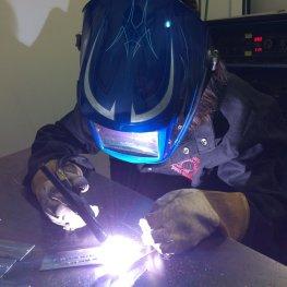 WLDG1106 - Gas Tungsten Arc Welding (TIG) I Weldments on Steel 1