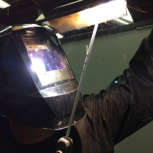 WLDG1111 – Shielded Metal Arc Welding (Arc) II Plate Welding