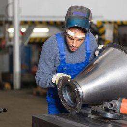 WLDG1121 - Fabrication IV (Sheet metal fabrication) 1