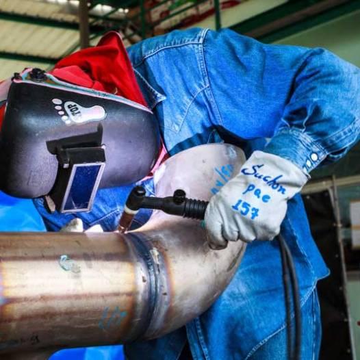 WLDG1120 – Fabrication III (Fabrication with pipe)