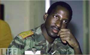 Thomas Sankara. Source: http://www.anticapitalistes.net/spip.php?article3244