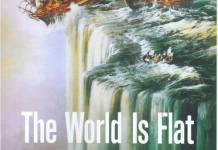 "Cover for Friedmans book ""The World is Flat"""