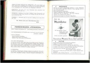 """Det første nummer af medlemsbladet """"Vennen"""" fra Forbundet af 1948 udkommer i 1949 (her et nummer fra 1955). Kilde: http://spring-ud.dk/2017/12/26/historisk-tidslinje/"""
