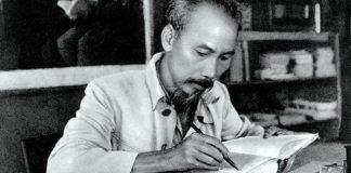 Ho Chi Minh fødtes 1890. kilde: Forever Shining; kilde NDO: http://en.nhandan.com.vn/politics/editorial/item/4298002-forever-shining-%E2%80%93-president-ho-chi-minh.html