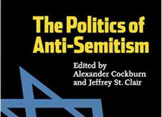 "The Cover of ""The Politics of Anti-Semitism"" from 2003"