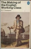 Forside på E.P. Thompsom: The Making of the English Working Class