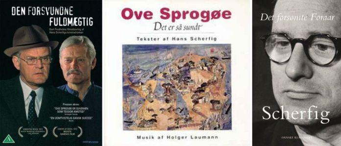 Ove Sprogø og Hans Scherfig