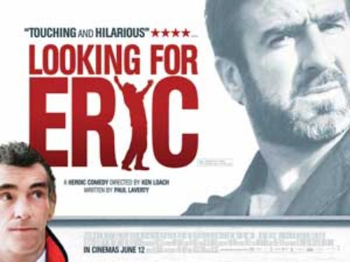 Filmplakat Looking for Eric