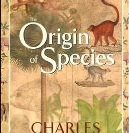 Cover of On the Origin of Species