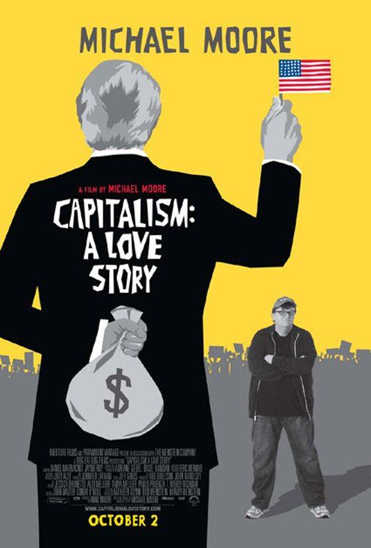 Filmplakat Capitalism : A Love Story 2009