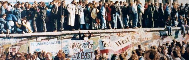 Berlinmurens fald 9. november 1989