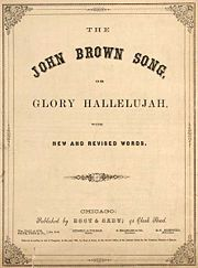 The John Brown Song