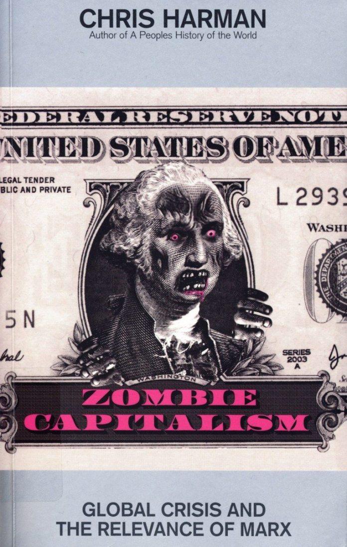 Forside på Zombie Capitalism af Chris Harman