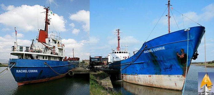 Gaza skib Rachel Corrie