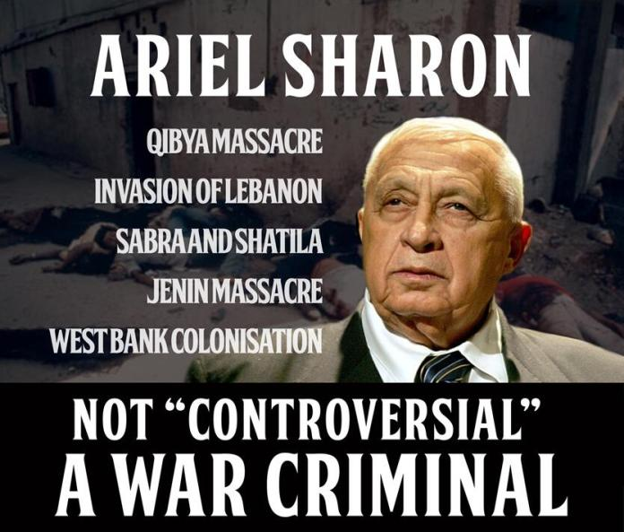 Ariel Sharon: Not