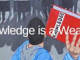 Knowledge is a weapon: Nye links fra Socialistisk Bibliotek